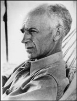 Ernie Pyle, most likely the best columnist of the 20th century.