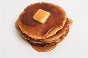 Pancake breakfast raises funds for charity