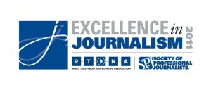 Excellence in Journalism 2011 conference