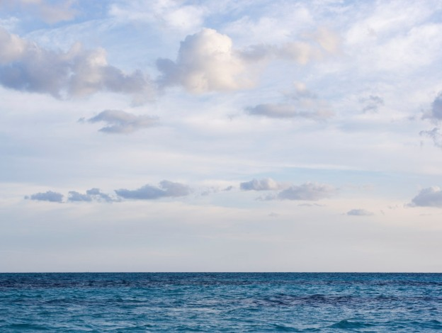Sea and Sky --- Image by © Royalty-Free/Corbis