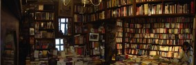 Shakespeare and Company bookshop, Paris