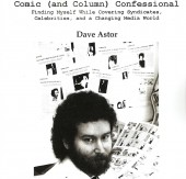 detail-Comic Column Confessional cover by Dave Astor