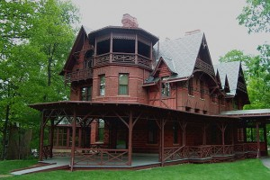 Mark Twain's Hartford house