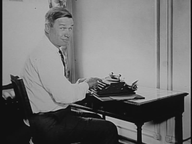 Will Rogers typing