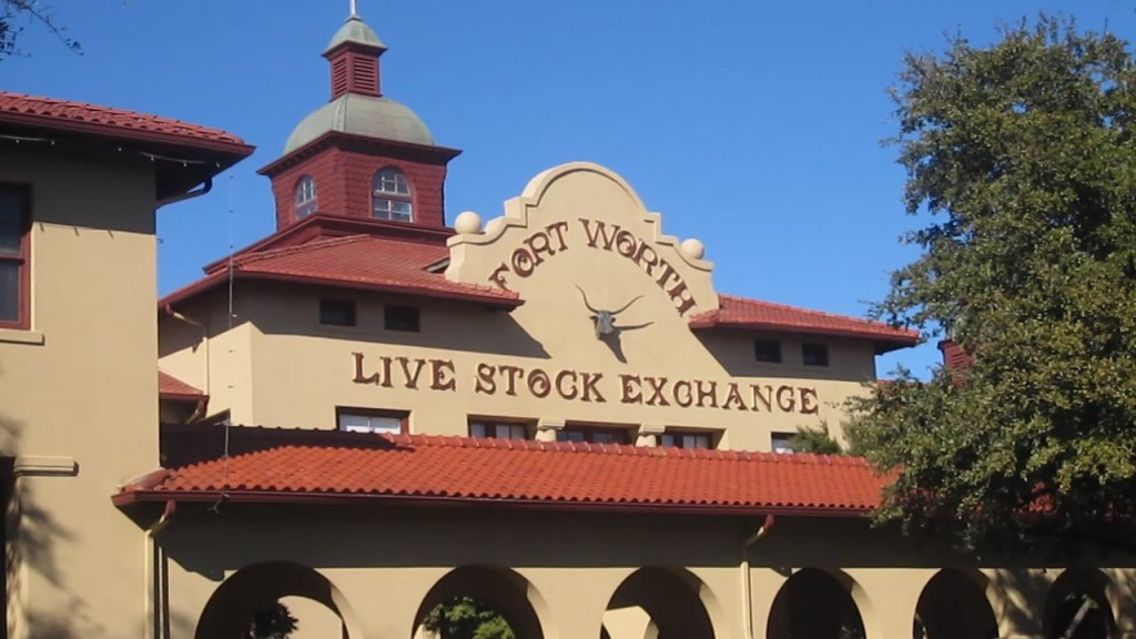 Fort Worth Live Stock Exchange