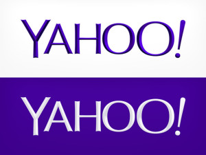 Yahoo's new logo as of 09 2013