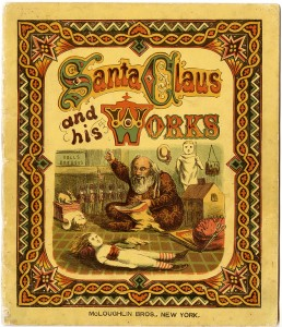 """Santa Claus and His Works"" by Thomas Nast"