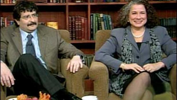 When Gene met Gina, Feb. 9, 2004