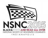 Logo for NSNC Conference Indy 2015