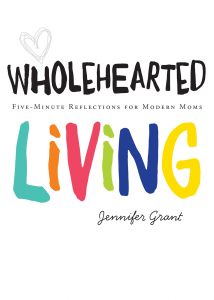 Jacket of Wholehearted Living