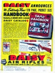 1948 comic book ad for Daisy air rifles