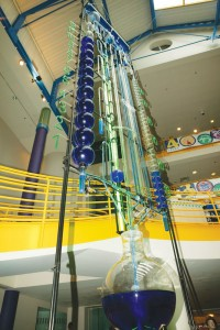 Water Clock, Children's Museum of Indianapolis