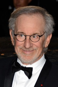 Steven Spielberg at the Cannes Film Festival, May 2013. Photo: Georges Biard / Wikimedia Commons