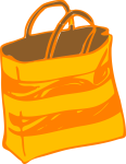 Summer Shopping Bag illustration