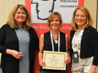 Winning columns – National Society of Newspaper Columnists